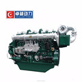 1035KW High Power Density Cargo Ship Engine Ship Propulsion with Certificate