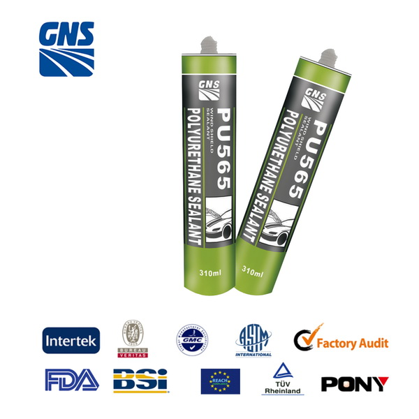 300ml acid curing acetic silicone sealant GP