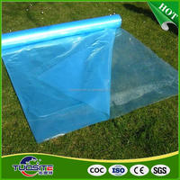 Different styles best-selling plastic-film multi-span greenhouse frame