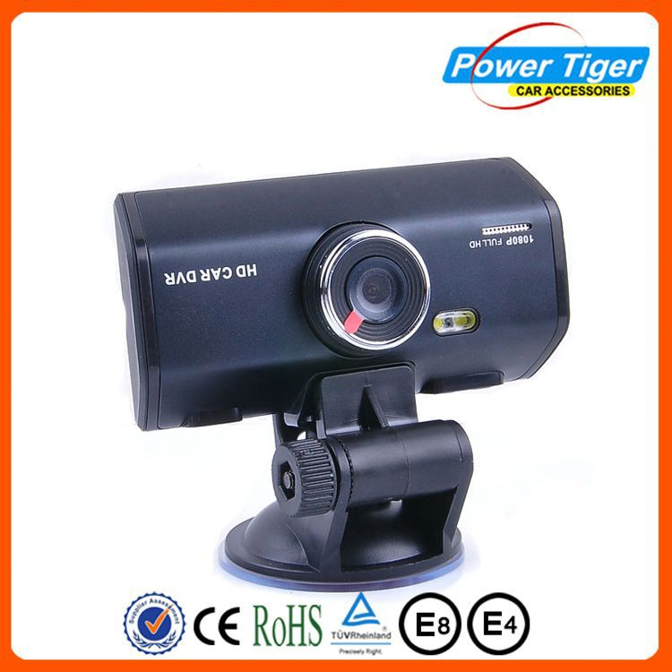 hot sale Full HD 1080p high quality radar detector with car dvr camera