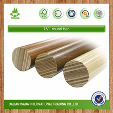 Wada solid wood exterior stair railings