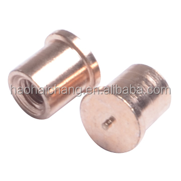 Screw eye M6 eye steel bolt