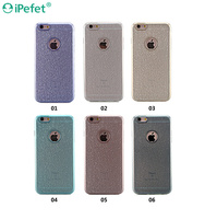 Newest Colorful Luxury Ultra Thin Girlish Soft TPU Mobile Phone Case For iPhone 5 iPhone 6Plus