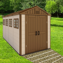 Morden tool storage room easy and quick assembled houses for sale