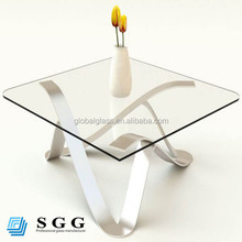 Tempered Safety Glass Coffee Table Top