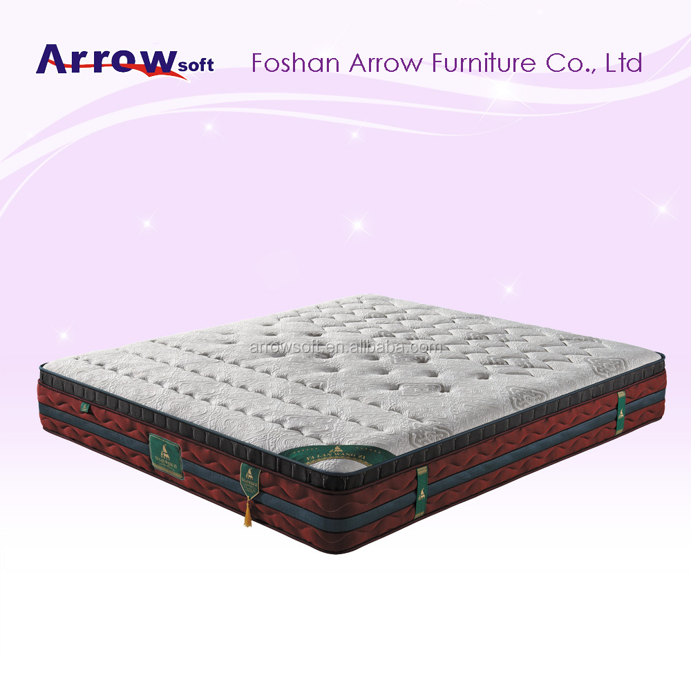 royal bonnell spring sponge mattress china factory mattress