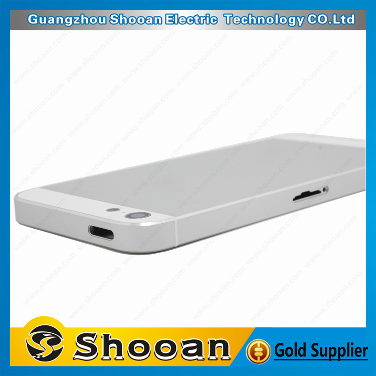 top searching backcover for iPhone 5, wholesale for iphone 5 back plate cover housing