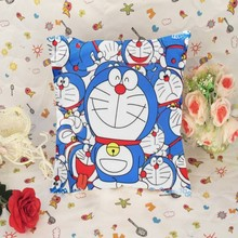 Custom Doraemon u pillow printing , customize printed Doraemon u pillow