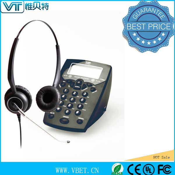 Excellence quality and good after sale service communication phone with microphone