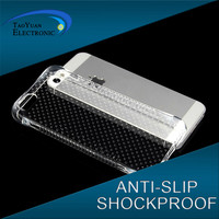 Taoyuan 0.2mm Ultra Thin TPU Cell Phone Case for iPhone 5 / 5c /5s /SE Case