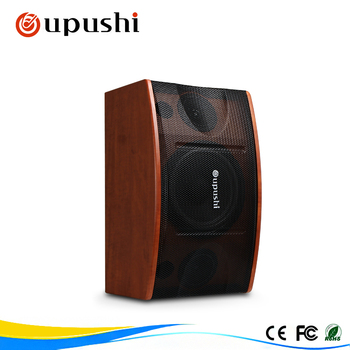 Oupushi Home Theater Surround Sound System 80w 8 Inch Full Range Speaker