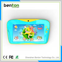 Hot Sale 7inch Quad core Dual OS Plastic android strong tablet pc