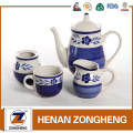 elegant arabic wholesale hot ceramic coffee tea pot sets