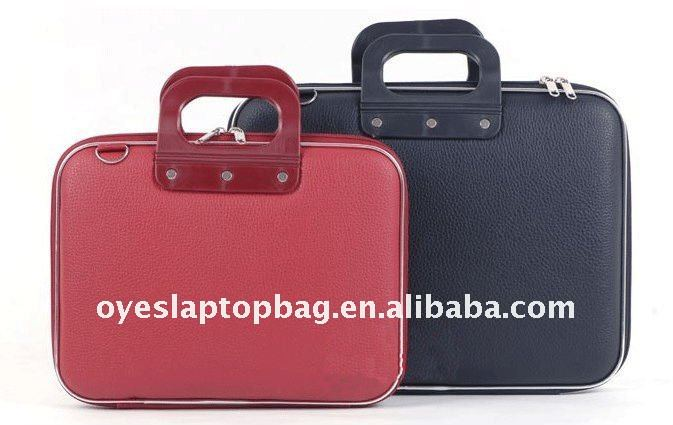 pu carry bags for ipad 1 and 2