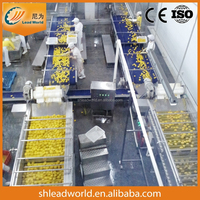 canned passion fruit production/processing line