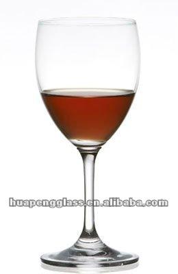 Lead Free Crystal Clear Wine Glass