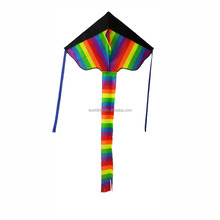 rainbow delta kite for kids