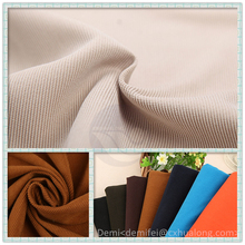 100% polyester Stripe velvet / corduroy upholstery fabric , pillow case material , outdoor furniture sofa fabric