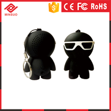 SP-001A cheapest mini doll bluetooth speaker with big sound