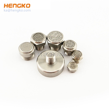 wholesale custom brass bronze stainless steel sintered vent air core vent