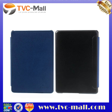 Dark Blue for Sony E-Book Reader PRS-T3 Slim Leather Protective Case