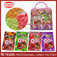 200 Units Bag Packing Popping Candy Confectionery Products