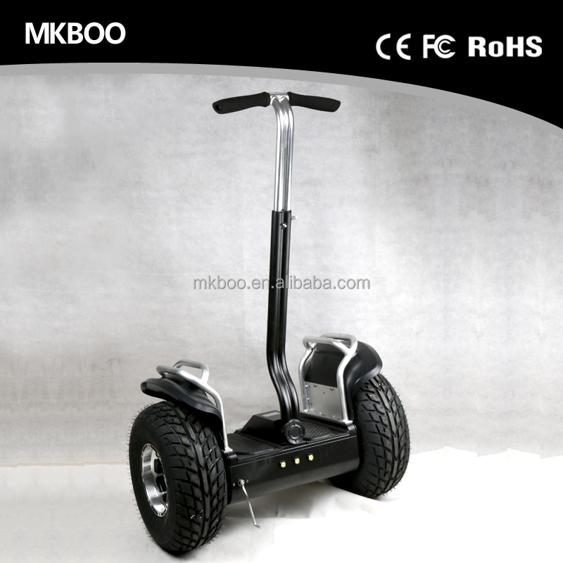 2000W Newest Upgrade Electric Bicycle Off Road Two Wheels Self Balancing Scooters with handle bar