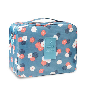 Waterproof Wash Organizer Storage Makeup Pouch Women Travel Cosmetic Bag