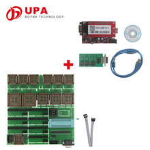 [Wholesale price] Universal ecu programmer UPA USB Programmer V1.3 25 Adapter Chip Programmer upa usb with best quality