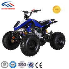 gas four wheelers for kids four stroke atv 125cc with EPA/CE LMATV-125M