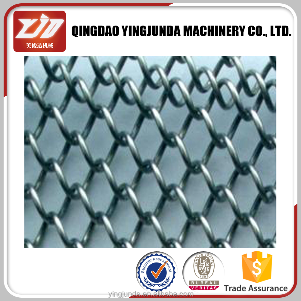 Chain Link Fence Galvanized Hexagonal Wire Netting Wire Mesh
