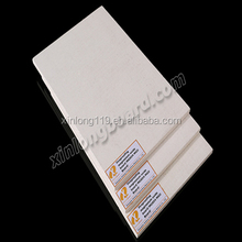 Fireproof partition wall panels Mgo boards/ magnesite sheet