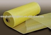 Netlike Fiberglass cloth for the grinding wheel reinforcement