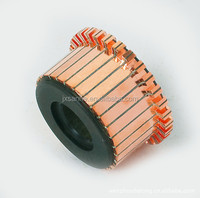 household electric appliances electric motor commutator for fan parts