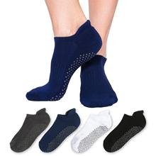 custom non slip socks for Women & Men- Pure Barre, Pilates, Piyo, Yoga & Hospital