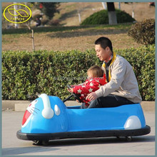 Lead crystal electric car for children