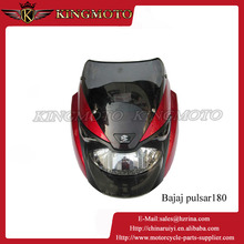 KINGMOTO-20160328RW Best quality bajaj pulsar 180 motorcycle headlight