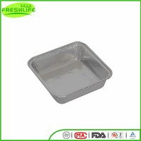 New products aluminum foil container aluminum hair dressing foil containers