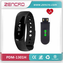 Smart bracelet pedometer watch bluetooth waterproof sports exercise message task reminder sleep tracker pedometer