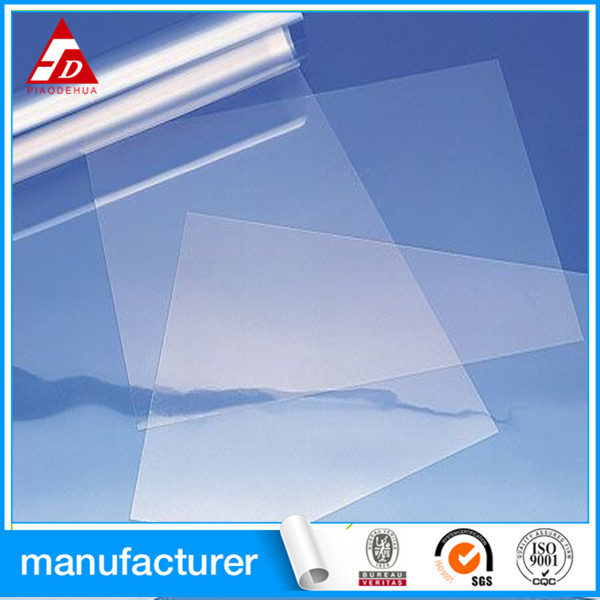 Transparent Film Sticker Paper Self Adhesive For Laser Printer