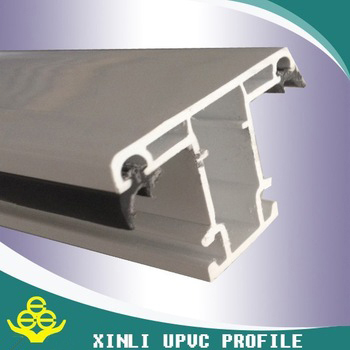 high quality low price PVC profile manufacturer in China factory