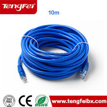 0.25m to 30m Cat6 UTP Network LAN RJ45 Ethernet Cable All Colours Patch Lead Cable