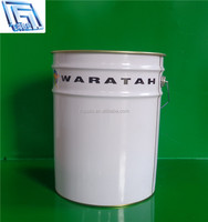 Hotsale lubricant oil/paint bucket,with good sealing lid,20liter