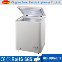small deep freezer, chest freezer, mini freezer