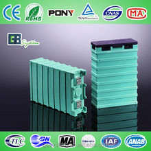 Lithium ion battery Pack 40Ah cell