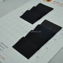 Stock wool polyester microfiber fabric worsted suiting