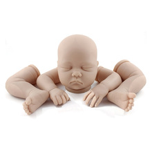 Vinyl/plastic baby Doll Heads ,Hands,arms and legs