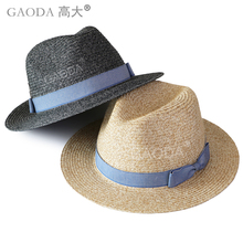 Cheap promotion wholesale paper straw panama hat
