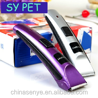 Pet clippers dog Shaver Rechargeable shaving the dog hair clippers beauty barber hair clipper