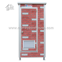 Prefabricated toilet/ Prefabricated house for moveable small sanitary XN017
